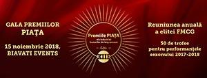 34 de companii castigatrofee la Premiile PIATA 2018