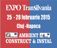 25 – 28 februarie 2015: Targul AMBIENT CONSTRUCT & INSTAL