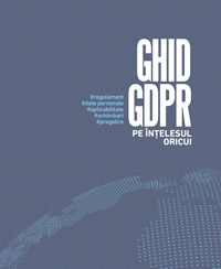 eBook GDPR pe înțelesul oricui