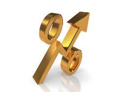 Rate mai mari cu 20% la creditele ipotecare