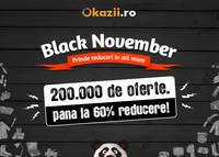 Black Friday la Okazii.ro: Valoarea tranzactiilor a crescut cu 132%