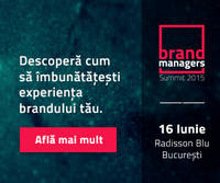 Brandurile se reinventeza la Brand Managers Summit