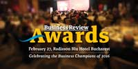 Business Review Awards premiaza campionii business-ului romanesc din 2016
