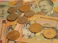 Curs euro-leu: Euro isi revine dupa o cadere brusca