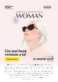 Companii de renume international vin sa accentueze importanta leadershipului feminin la The Woman