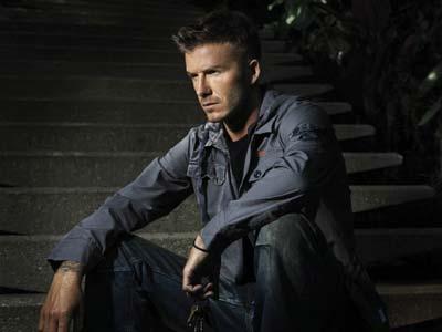 David Beckham, sportivul transformat într-un brand de milioane