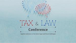 Conferinta Tax & Law 2018 Actualizari