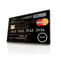 Carpatica lanseaza cardul cu display MasterCard e-Smart Debit