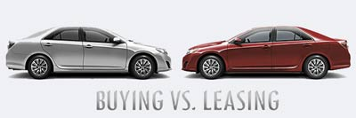 Achizitionarea masinii: leasing vs. cumparare