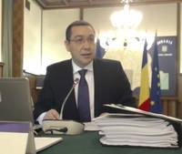 Ponta, anunt important despre reducerea TVA