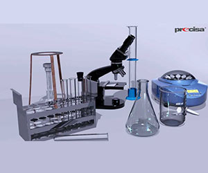 Echipamente și produse pentru laboratoare, de la Precisa