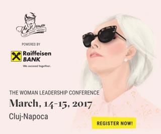 Femeia de top din România: despre ambiție, curaj și importanța eșecului la The Woman