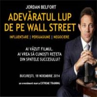 Lupul de pe Wall Street vine in Romania