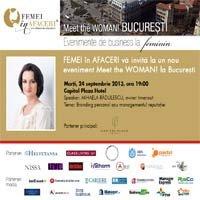 Femeile de afaceri din Bucuresti invata despre brandingul personal