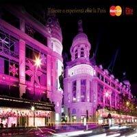 Platesti cu cardul premium si poti castiga o excursie la Paris