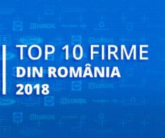 Top 10 companii in Romania 2018: Dacia si OMV - cele mai mari firme