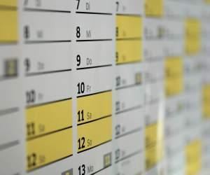 (P) Zile libere 2020: Cand va fi urmatoarea minivacanta?
