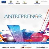 Competitia pentru finantarea celor mai bune startup-uri romanesti continua in cadrul Antreprenor 2.0