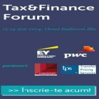 Principalele provocari fiscale ale mediului de afaceri romanesc, dezbatute la Tax & Finance Forum