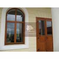 Tehnologie contemporana: ferestre din lemn stratificat