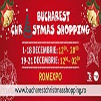 Pe 1 Decembrie a inceput Bucharest Christmas Shopping la ROMEXPO