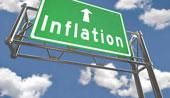 Scade deflatia in Romania
