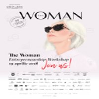 Atuuri de antreprenor: brandul personal, storytelling si eticheta business The Woman Entrepreneurship Workshops
