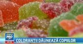 Etichete noi pentru alimentele cu coloranti periculosi