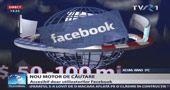 Facebook lanseaza propriul motor de cautare